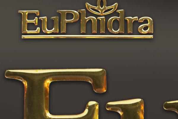 etichetta resinata Euphidra