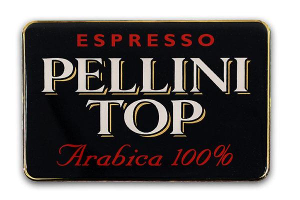 etichetta resinata Pellini Top
