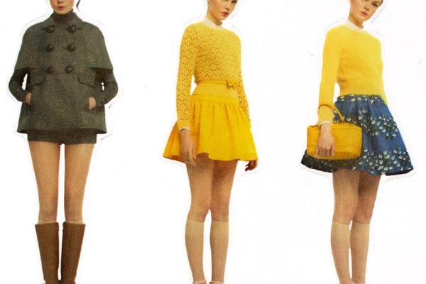 etichetta resinata moda