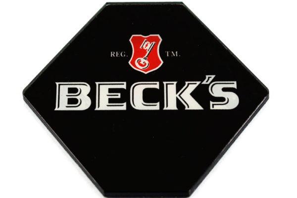 policarbonato Beck's