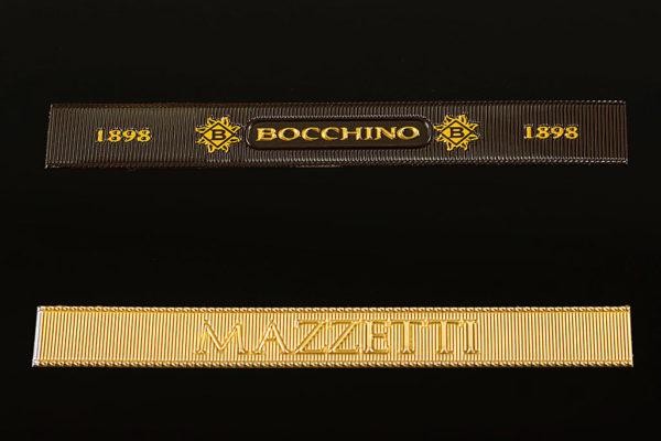 etichette dome flex Bocchino - Mazzetti