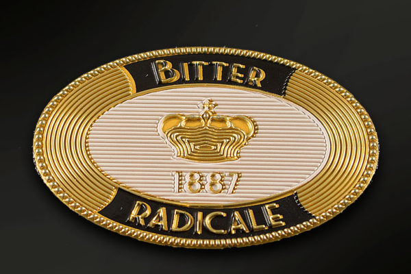 etichetta dome flex Radicale