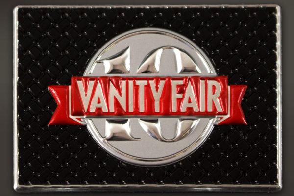 etichette eco dome Vanity Fair