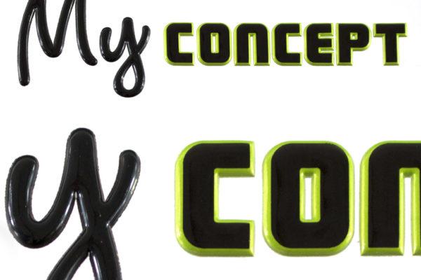 etichette eco dome My Concept