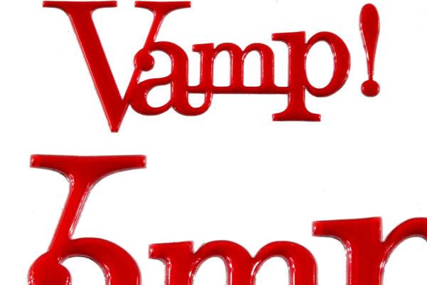 etichette eco dome Vamp!