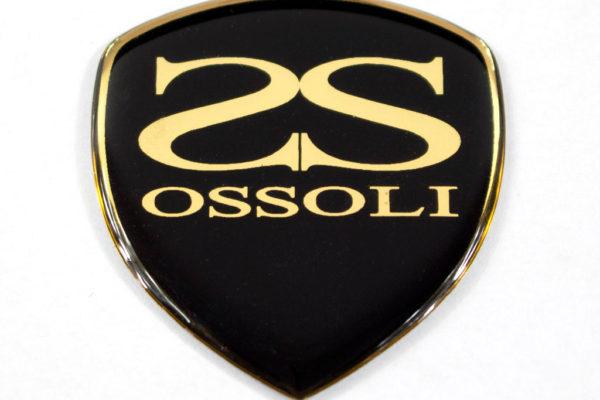 etichetta resinata Ossoli