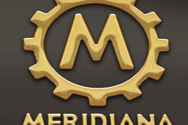 etichetta resinata Meridiana