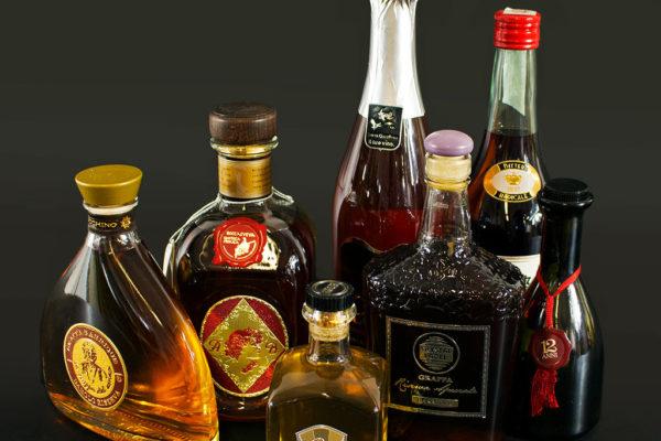 applicazioni speciali su bottiglie