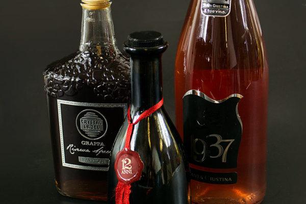 applicazioni speciali etichette bottiglie di vino
