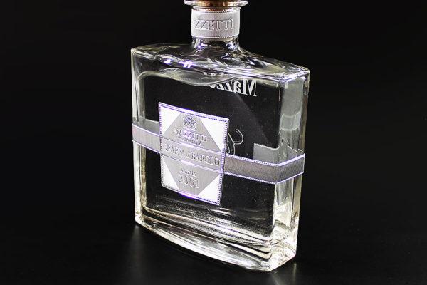 bottiglia etichetta domeflex
